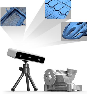 Scanner 3D - Comelec S.r.l.