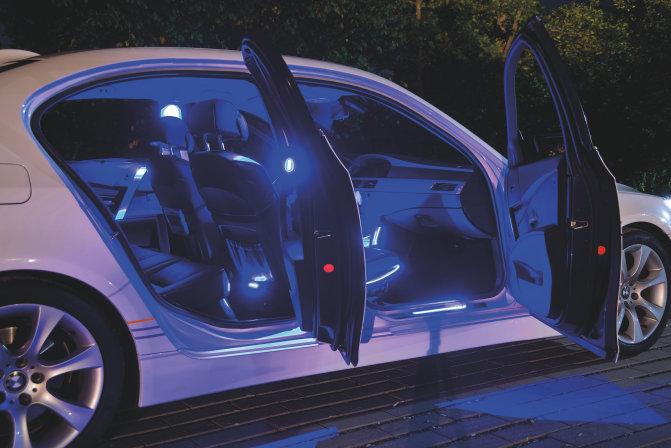 Illuminazione interni auto illuminazione interni auto